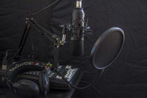 Mikrofon Stuido