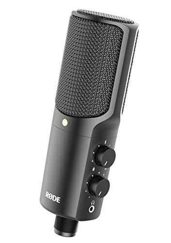 Mikrofon Vergleich Rode NTUSB